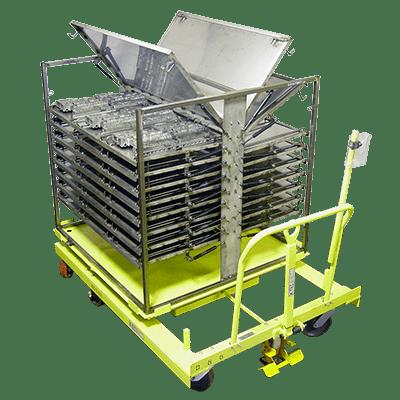 Rotating Carts and Pallet Trolleys