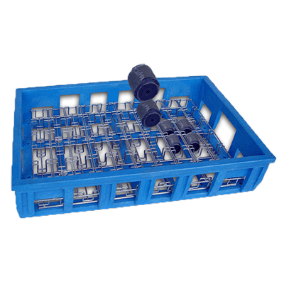 Dunnage Wire Baskets and Inserts