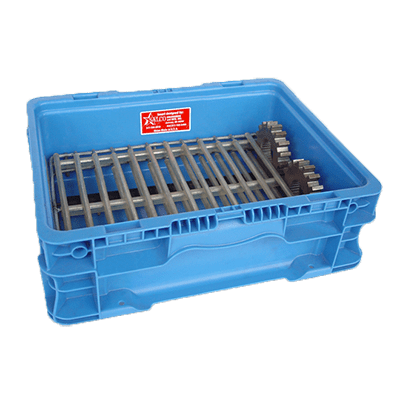 Salco Wire Baskets with Gear Holder