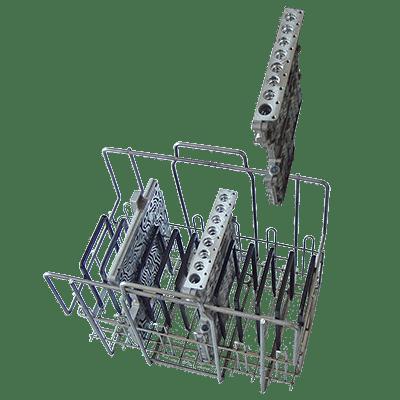 Steel Wire Baskets - Valve Body Basket