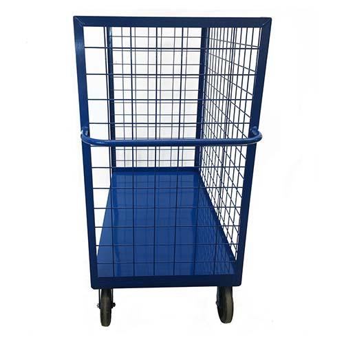Steel Wire Mesh Dock Cart