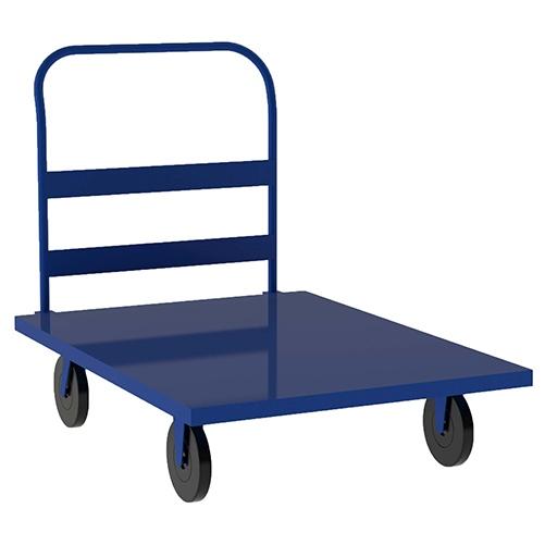 Custom Powder Coated Pallet Cart