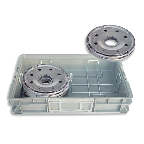 plastic dunnage wire insert
