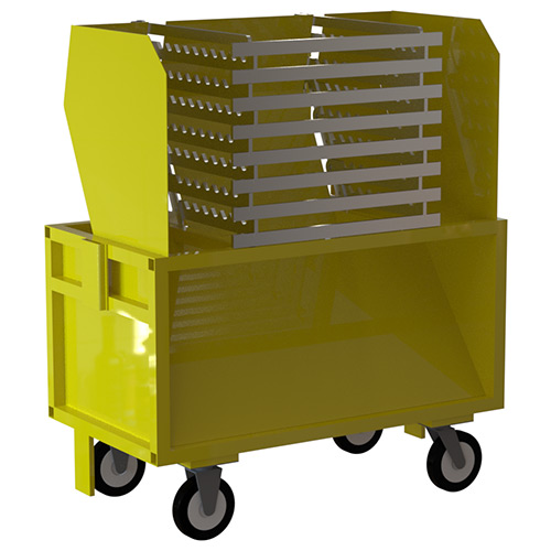 Shaft Heat Treat Carts
